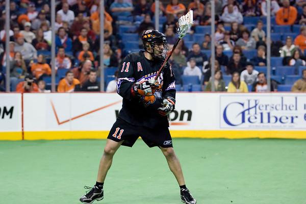 Philadelphia Wings @ Buffalo Bandits 03 January 2009