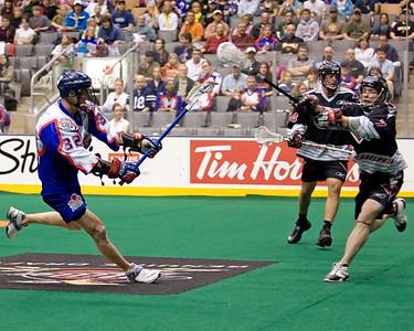 NLL Philadelphia Wings @ Toronto Rock 27 April 2008