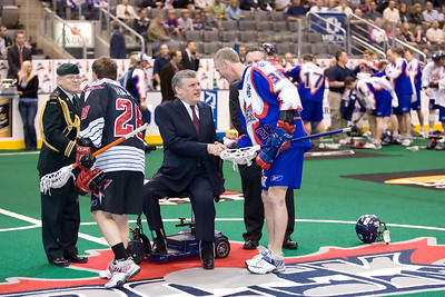 NLL Philadelphia Wings @ Toronto Rock 27 April 2008