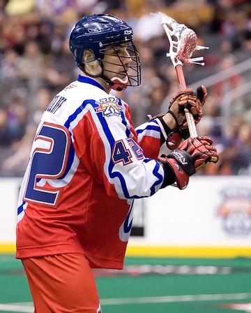 NLL Rochester Knighthawks @ Toronto Rock 05 April 2008