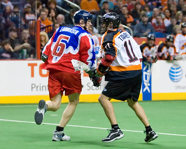 NLL Toronto Rock @ Buffalo Bandits 22 March 2008