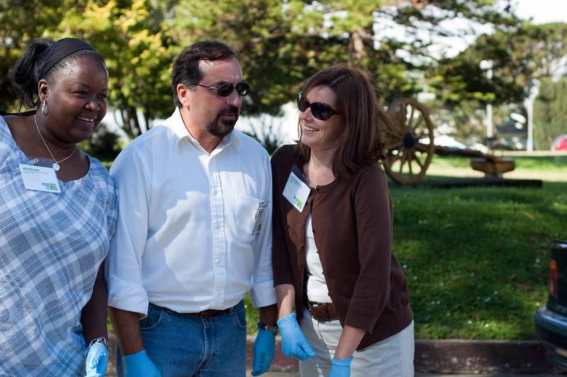 Shelanda Adams - release approved<br /> Steve Hale - release approved<br /> Stacia Servos-Mejia - release approved Emily Maletz for the NISE Network