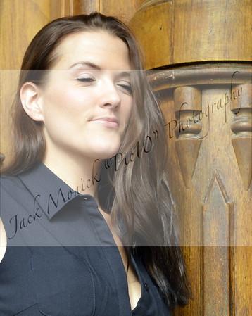 Rachel Jenack Model Shoot