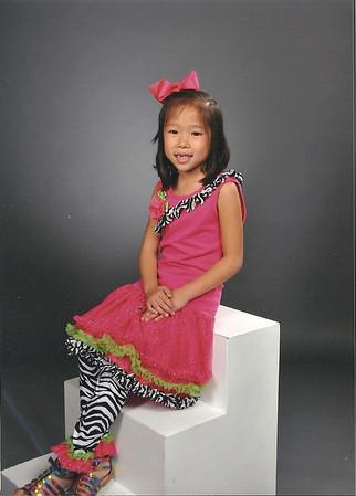 April 11, 2014 - Emily 1st Grade Photo #2