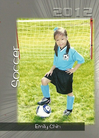April 14, 2012 - Emily Soccer Pictures