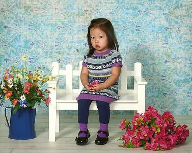 April 29. 2014 - Kids R Kids Room 200, Rachel