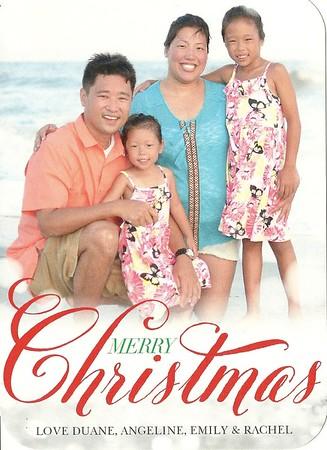 December 15 - Chin Christmas Card