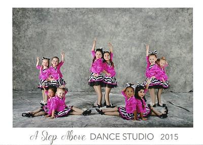 June 6, 2015 - Rachel Dance Recital