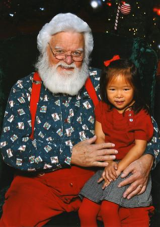 November 27, 2010 - Mall Santa Claus