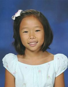 October 27, 2015 - Emily 3rd Grade Photo