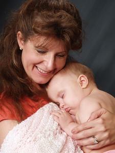 Charlotte (6 months) & Sarabeth