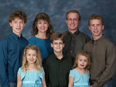 Olan Mill Family Pictures 2010