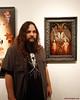 'Chet Zar at LaLuz de Jesus Gallery'