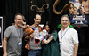 Chiodo Brothers at the Comikaze Convention