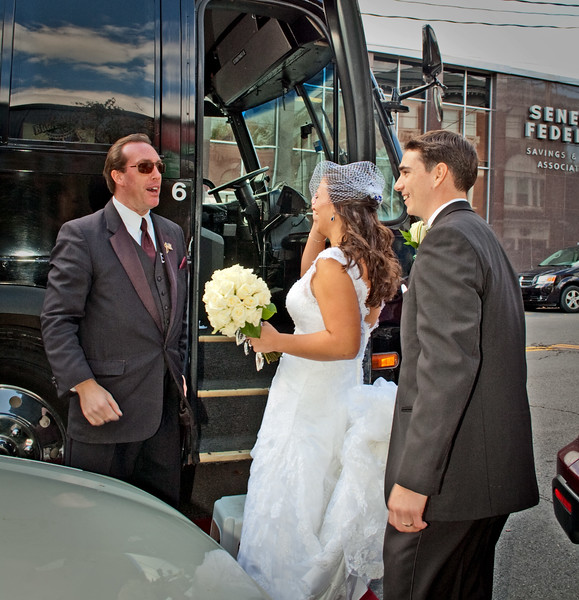Wedding Photography Syracuse NY at Franklin Square with Groomsmen and Bridesmaids and Bridal Party. Wedding Photography and Family Wedding Pictures in at St. Mary's Parish in Baldwinsville NY and Franklin Square Syracuse NY. Wedding Photography at theOasis Indoor Banquet Hall in Fulton NY by Mariana Roberts Photography.