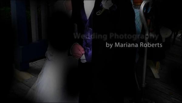 Wedding Photography Music Slideshow in Syracuse NY, Liverpool NY, Mexico NY, Central NY and Upstate NY by Mariana Roberts.