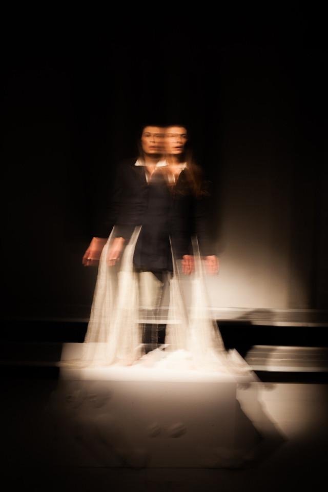 Hamlet machine, Heiner Muller, George Zamboulakis, 2014