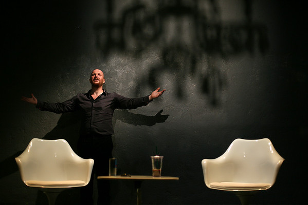 """The product"", Mark Ravenhill. Σκηνοθεσία: Νάνσυ Μπινιαδάκη, 2010"