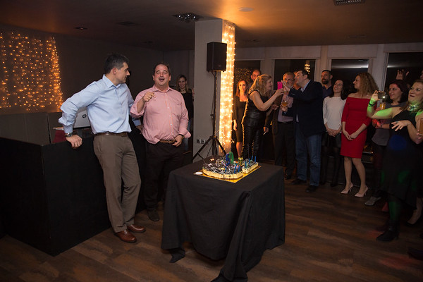 party alexi louka