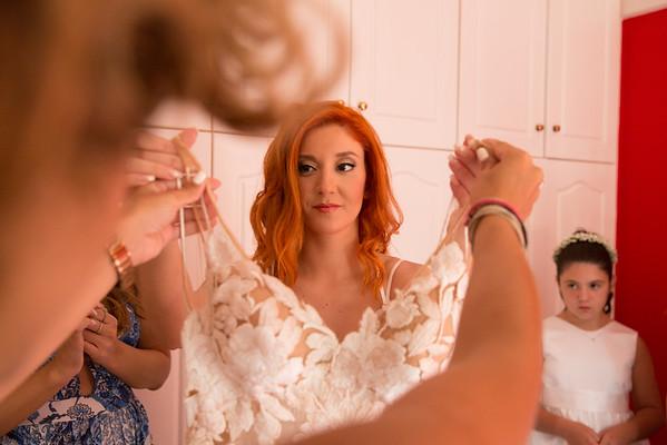 V&Y, bride preparation