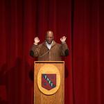 Morning Meeting_Professor Quinton Dixie