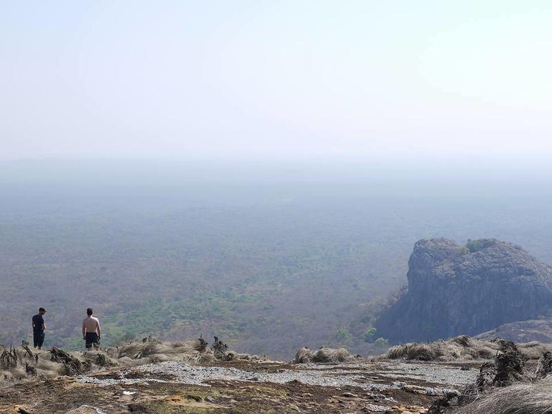 Brennan PetersonWood at Kasungu National Park in Malawi