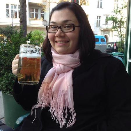 Francesca Mazurkiewicz in Berlin