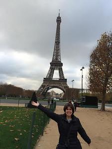 Kelly Rodriguez in Paris