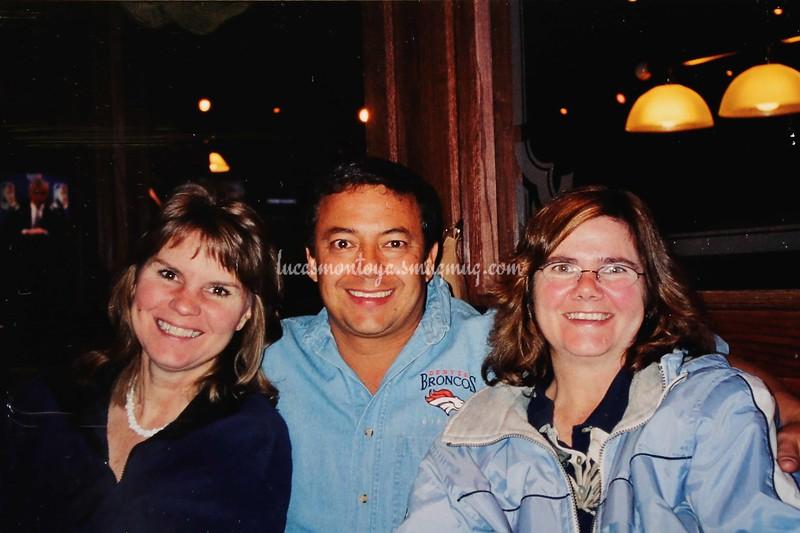 Sue, Me, and Tammy, Highlands Ranch, Colorado - ca 2010-2012