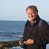 Neil on the Northumberland coast