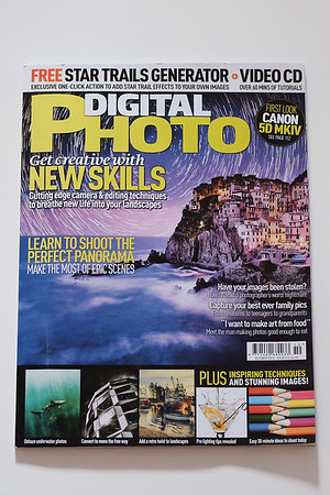 Cover for Digital Photo Magazine ( U.K. )