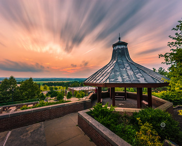 Sunset at SUNY Geneseo - Winner Annual sunset competetion Rochester area Nature Photography Group⠀⠀