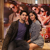"Bollywood Superstar Actress  Katrina Kaif ,Actor <br /> Sidharth Malhotra, during the New York  promo of movie ""Baar Baar Dekho""  on 17th aug 2016....pic  snapsindia"