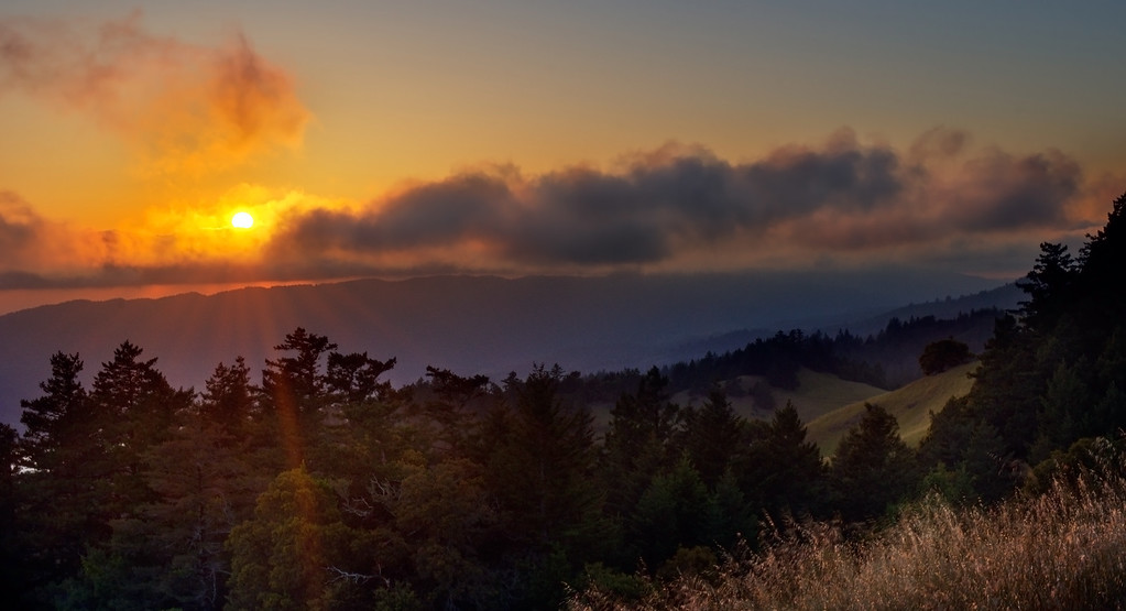Mount Tam Sunset