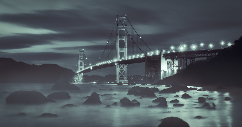 Spooky Golden Gate