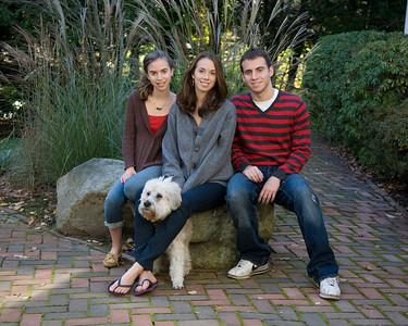 Fischer Family Portraits