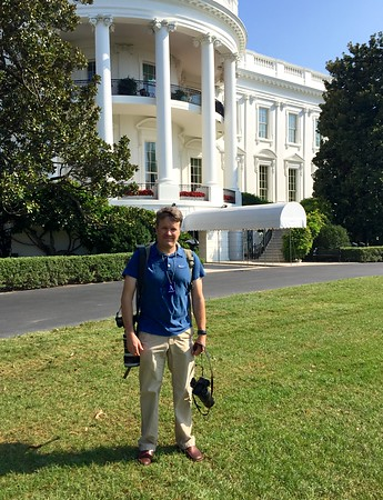 On Assignment at the White House