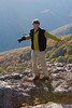 Me atop Roaring Plains. **Pic by the great pano-man Marc Shaffer (trailpixie.net)