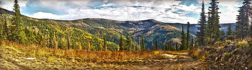High Mountain Color
