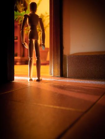 Oltre quella porta...