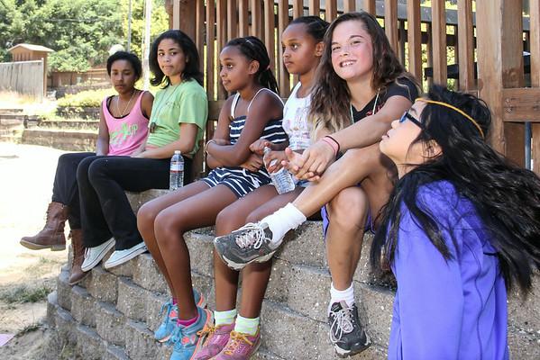 Middle School Encounter Camp
