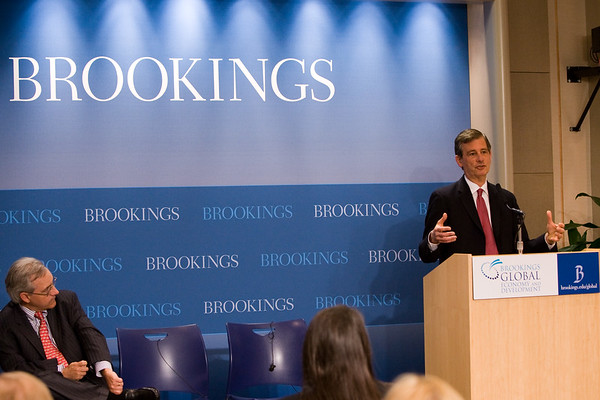 AmeriCorps Longitudinal Study - Brookings Inst. Forum - May 2008