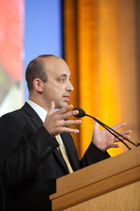 Jonathan Greenblatt, Special Assistant to the President and Director of the Office of Social Innovation and Civic Participation in the Domestic Policy Council. Corporation for National and Community Service Photo.