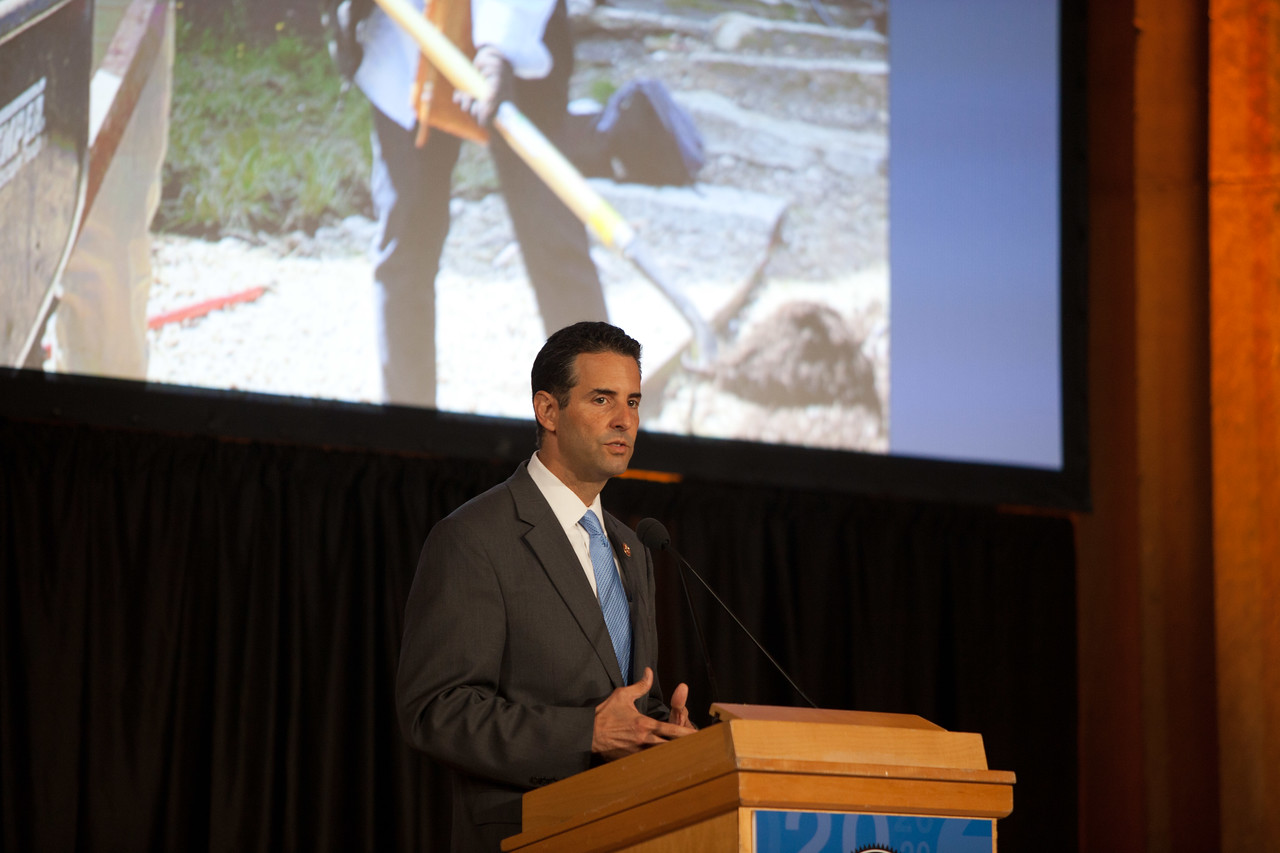 U.S. Rep. John Sarbanes. Corporation for National and Community Service Photo.