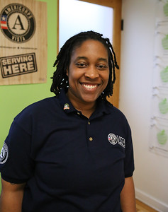 AmeriCorps VISTA member at the Higher Achievement facility in Washington, D.C. Corporation for National and Community Service Photo.