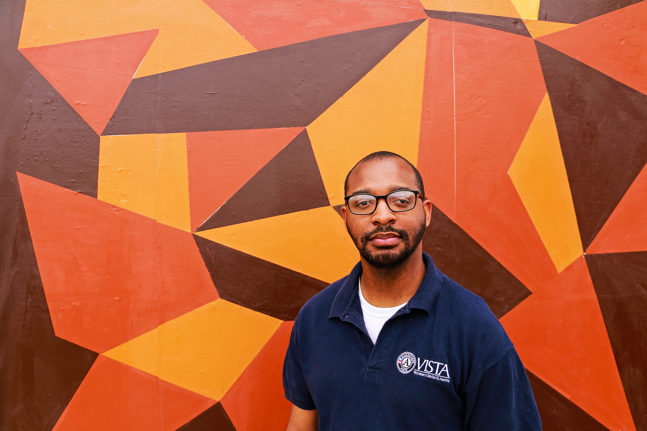 Lowell Butler is an AmeriCorps VISTA Leader serving with the City of San Antonio East Side Promise Zone.