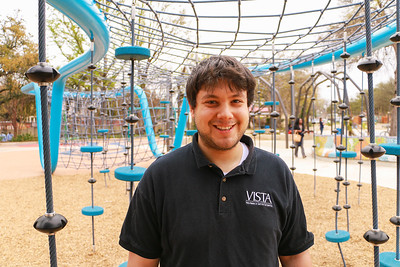 Aaron Salituro is an AmeriCorps VISTA member serving in the Financial Empowerement Corps with the City of San Antonio Department of Human Services.