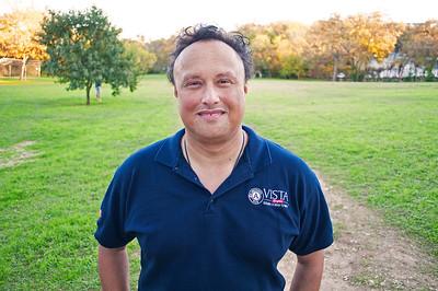Armando Campos is an AmeriCorps VISTA member serving Texas Impact, a faith-based nonprofit organization in Austin, Texas.