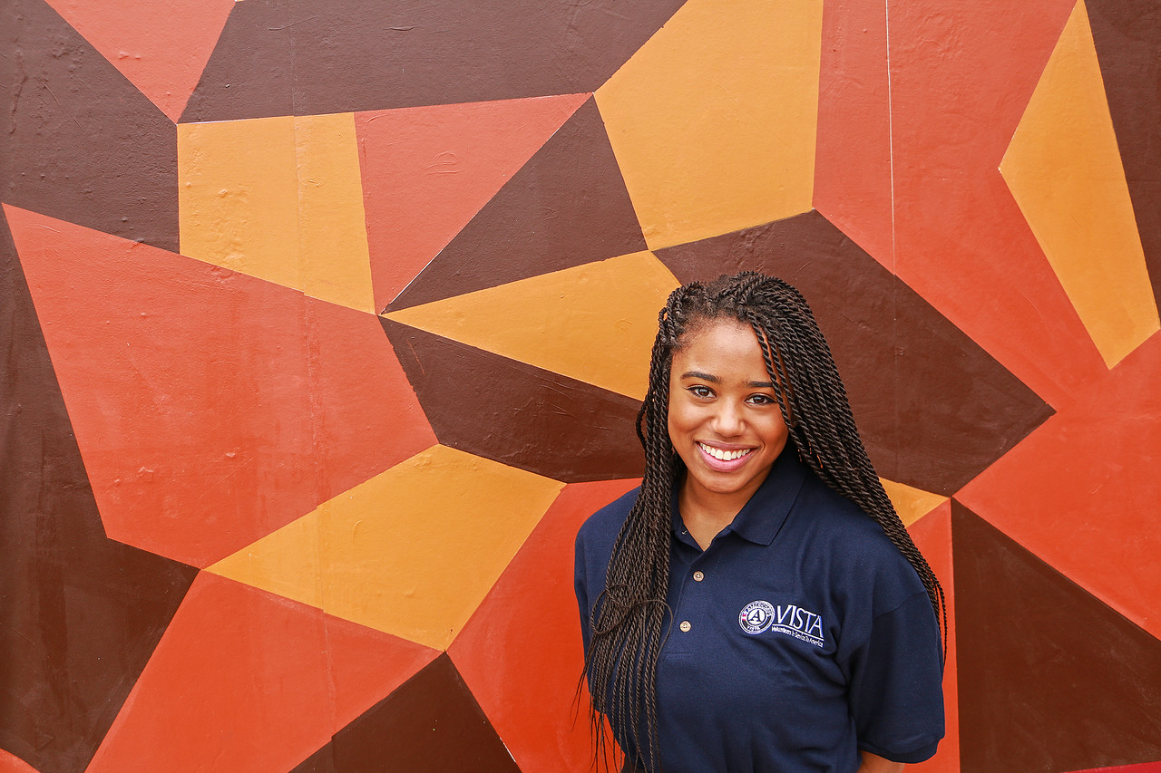 Courtney Harris is an AmeriCorps VISTA member serving with the Office of EastPoint (San Antonio) where she works on communications projects highlighting development of the city's east side.