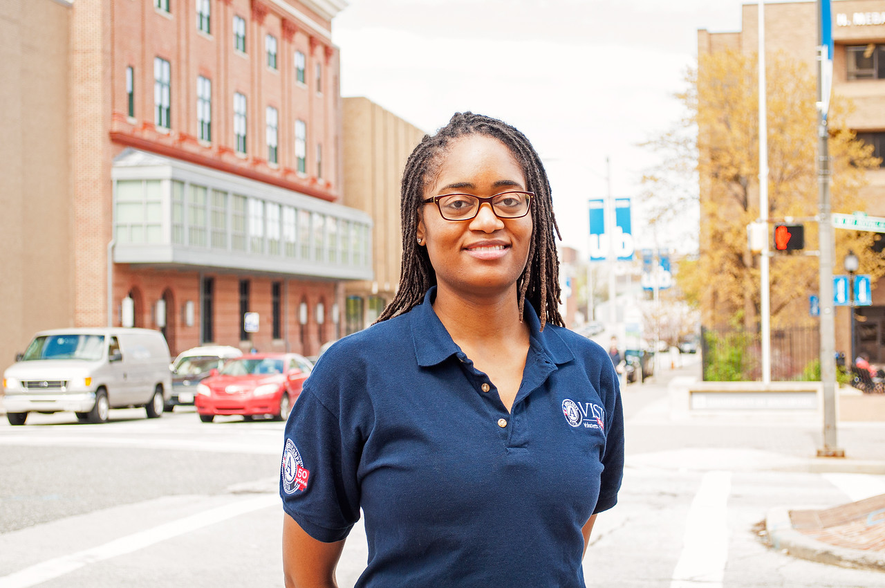 Mary Roberts is an AmeriCorps VISTA member working on increasing school attendance & academic achievement in under-served areas of Baltimore.